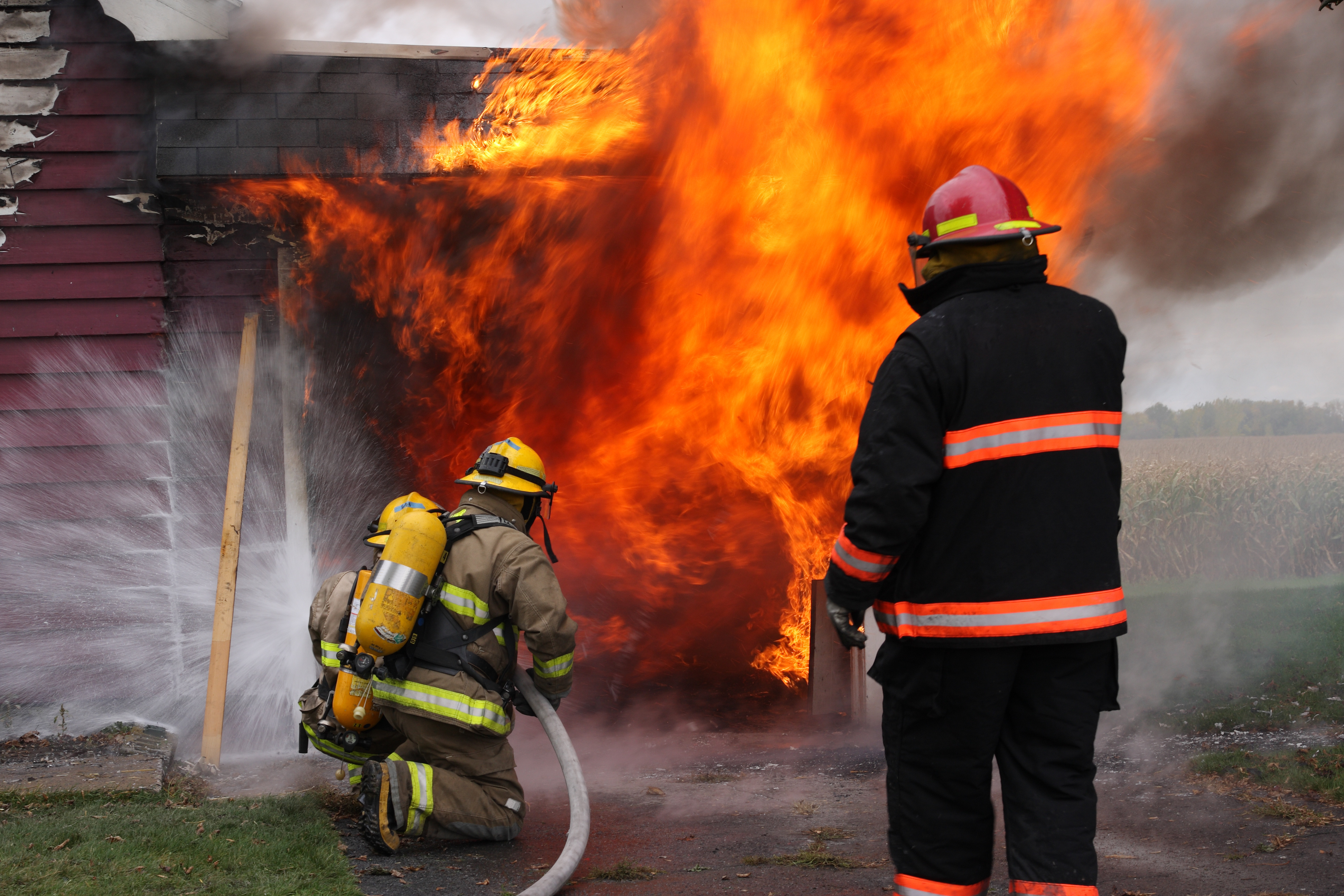 Fire safety new year s resolutions merwin paolazzi for Fire safety house